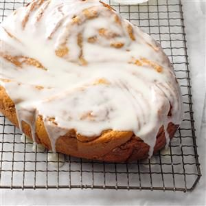 Slow Cooker Cinnamon Roll Recipe