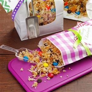 Snackin' Granola Recipe