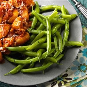 Snappy Green Beans Recipe
