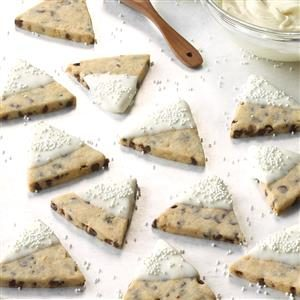 Snowy Mountain Cookies Recipe