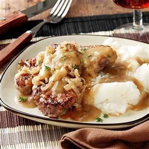 So-Tender Swiss Steak Recipe