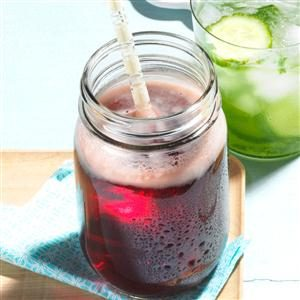 Sour Cherry Shandy Recipe