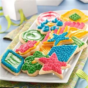 Sour Cream Sugar Cookies Recipe