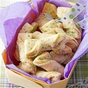 Sour Cream Twists Recipe