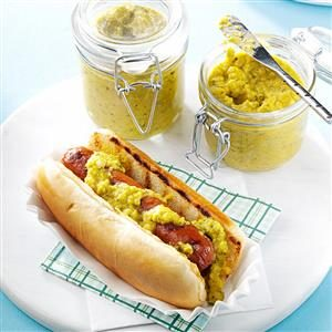 South Liberty Hall Relish Recipe
