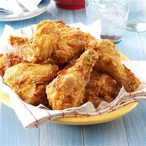 Southern Fried Chicken with Gravy Recipe
