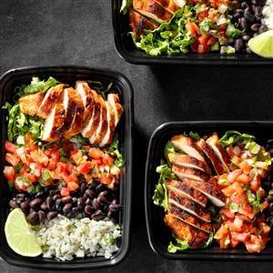 Southwest Chicken Dinner Recipe