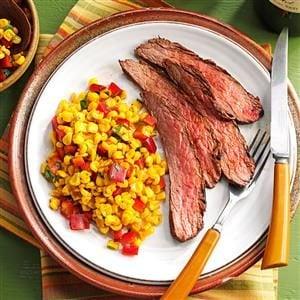 Southwest Flank Steak Recipe