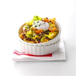 Southwest Frito Pie Recipe