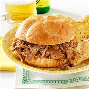 Father's Day Potluck: Southwest Pulled Pork