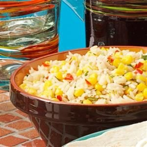 Southwest Rice Pilaf Recipe
