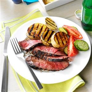 Southwest Steak & Potatoes Recipe