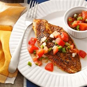 Southwestern Catfish Recipe