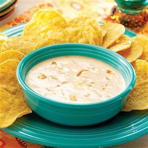 Southwestern Orange Dip Recipe