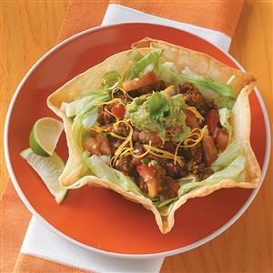 Southwestern Taco Salad Recipe