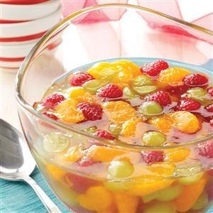 Sparkling Gelatin Salad Recipe