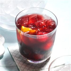 Sparkling Red Wine Sangria Recipe