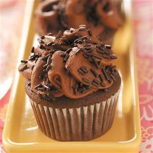 Special Mocha Cupcakes Recipe