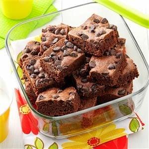 Speedy Brownies Recipe
