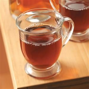 Spiced Apple-Grape Juice