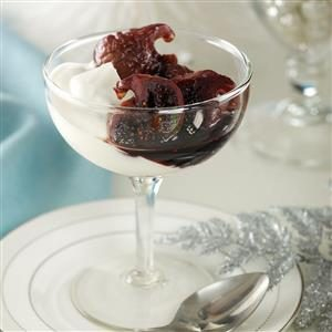 Spiced Figs Poached in Wine Recipe