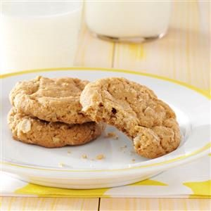 Spiced Oatmeal Cookies Recipe