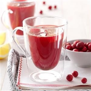 Spicy Cranberry Drink Recipe