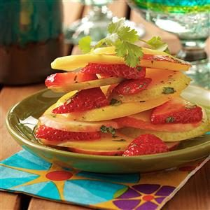 Spicy Fruit Salad Recipe