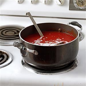 Spicy Homemade Tomato Juice Recipe