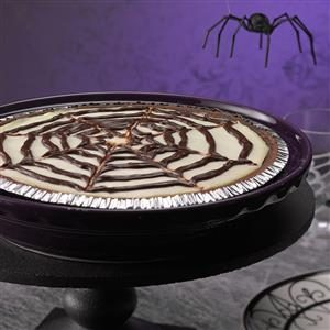 Spiderweb Cheesecake Recipe