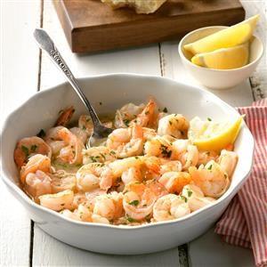 Split-Second Shrimp Recipe