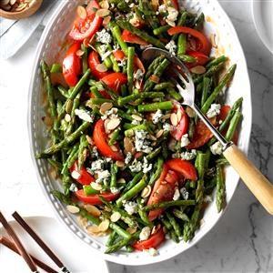 Spring Asparagus Recipe