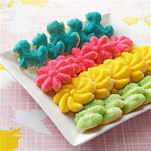 Spritz Cookies Recipe