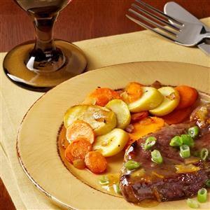 Squash & Carrot Saute Recipe