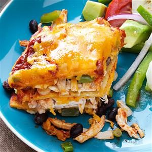 Stacked Enchilada Recipe