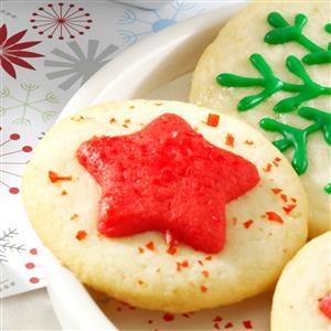 Star-Bright Cookies Recipe