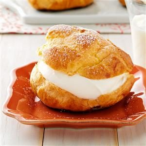 State Fair Cream Puffs Recipe