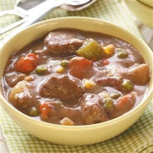 Stew for a Crowd Recipe