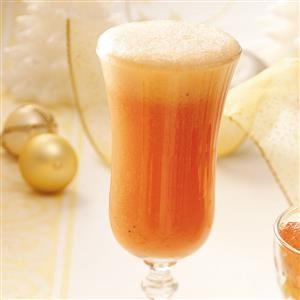 Strawberry Banana Spritzer Recipe