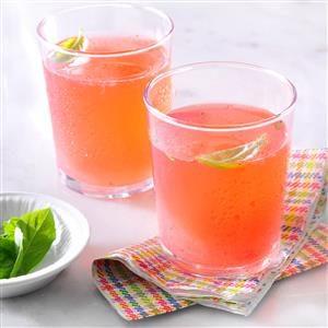 Strawberry-Basil Cocktail Recipe