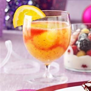 Strawberry Citrus Slushies Recipe