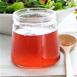 Strawberry Orange Vinegar