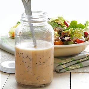 Strawberry Poppy Seed Dressing Recipe