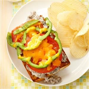 Stroganoff Sandwich Recipe