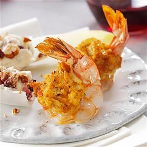 Stuffed Shrimp Appetizers Recipe