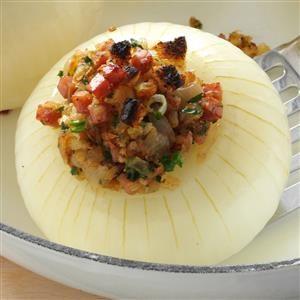 Stuffed Sweet Onions Recipe