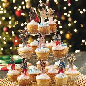 Sugar Plum Fairy Cupcakes Recipe