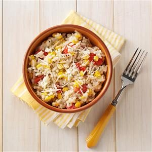 Summer Risotto Recipe