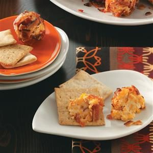 Sun-Dried Tomato Cheese Balls Recipe