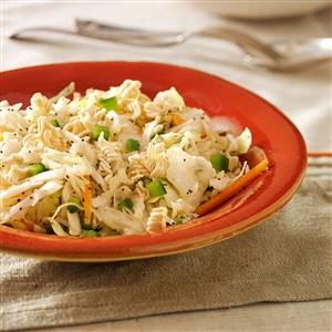 Sunflower Noodle Coleslaw